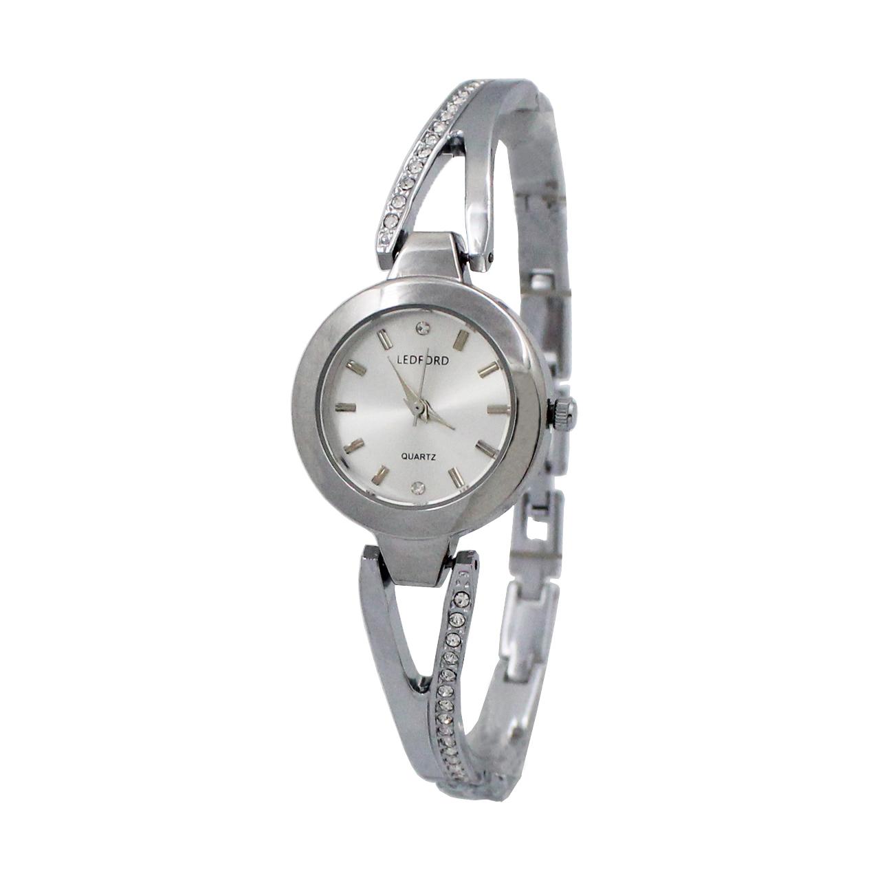 ساعت مچی عقربه ای زنانه لدفورد مدل DGZU-0165 24