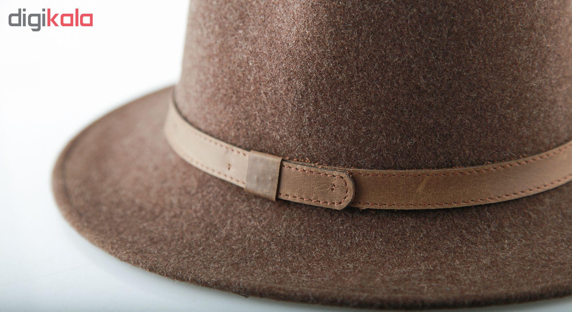 کلاه شاپو مردانه مدل M12