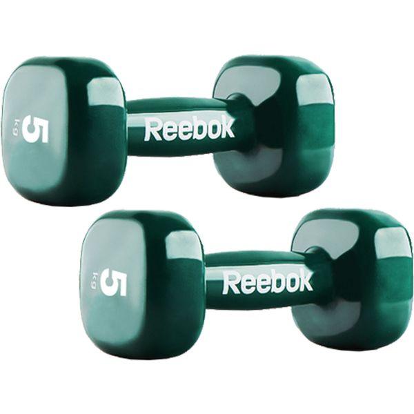 دمبل ایروبیک روکش دار مدل N1 وزن 5 کیلوگرم بسته 2 عددی