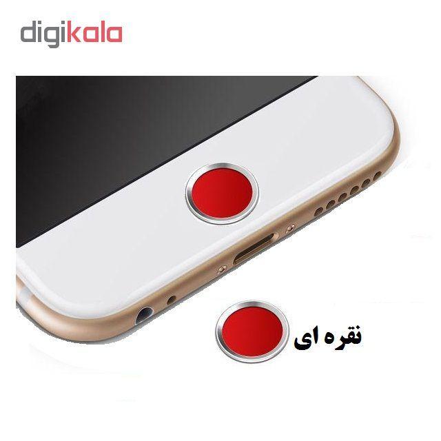 محافظ دکمه هوم مناسب برای گوشی اپل main 1 15
