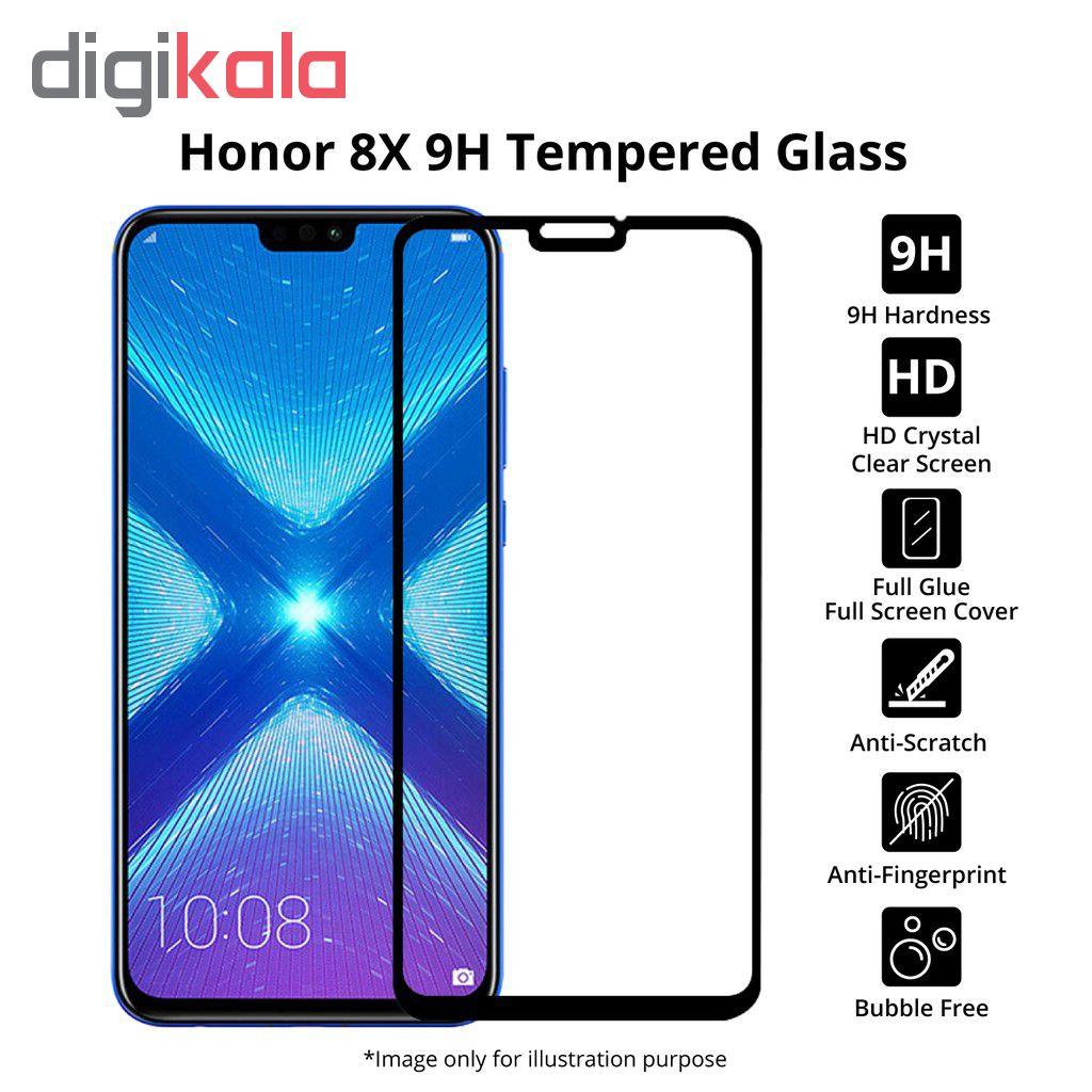 محافظ صفحه نمایش 6D اسپایدر مدل SH23 مناسب برای گوشی موبایل هوآوی Honor 8X              ( قیمت و خرید)
