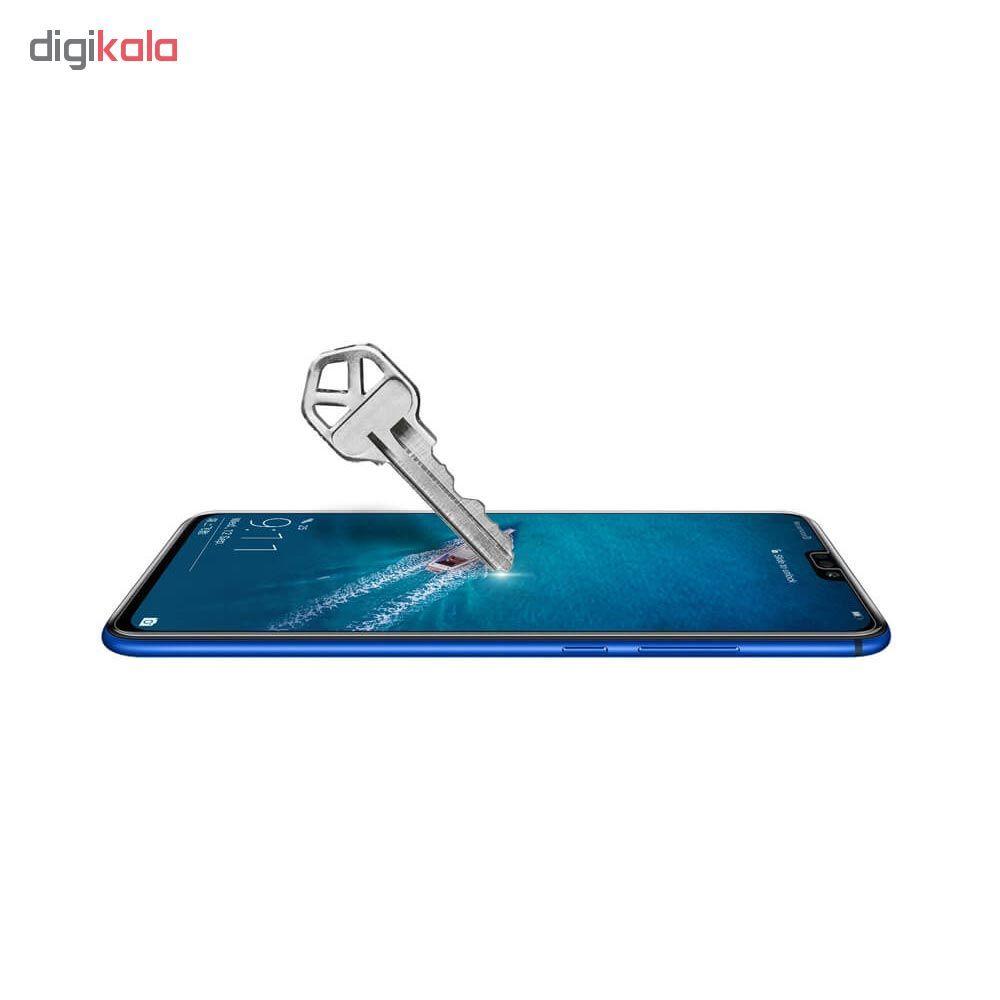 محافظ صفحه نمایش 6D اسپایدر مدل SH23 مناسب برای گوشی موبایل هوآوی Honor 8X main 1 7