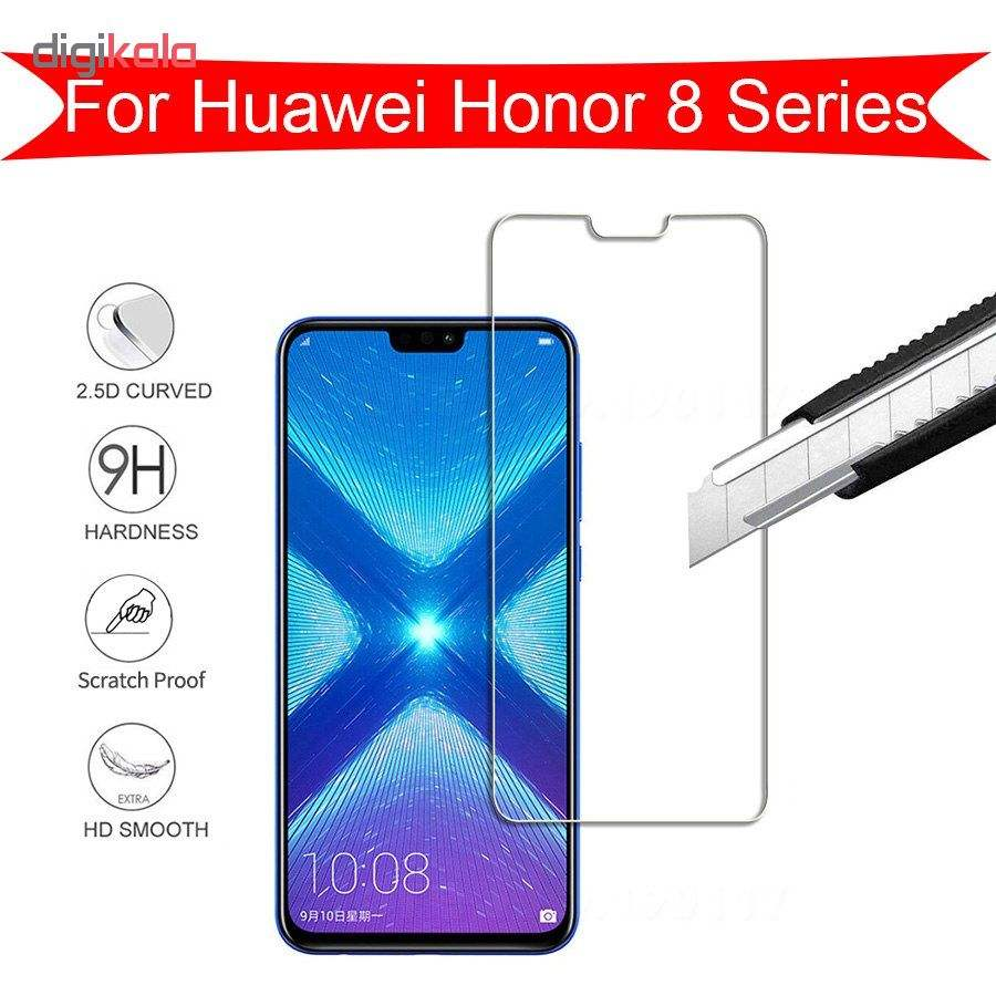 محافظ صفحه نمایش اسپایدر مدل BS23 مناسب برای گوشی موبایل هوآوی Honor 8X main 1 6