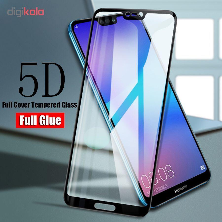 محافظ صفحه نمایش 6D اسپایدر مدل SH23 مناسب برای گوشی موبایل هوآوی Y9 2019 main 1 1