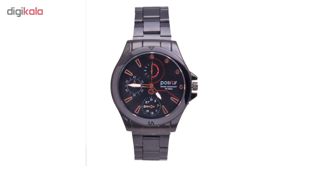 ساعت مچی عقربه ای مردانه مدل PS-8625