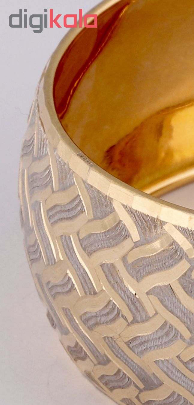 النگو طلا 18 عیار گوی گالری مدل G219