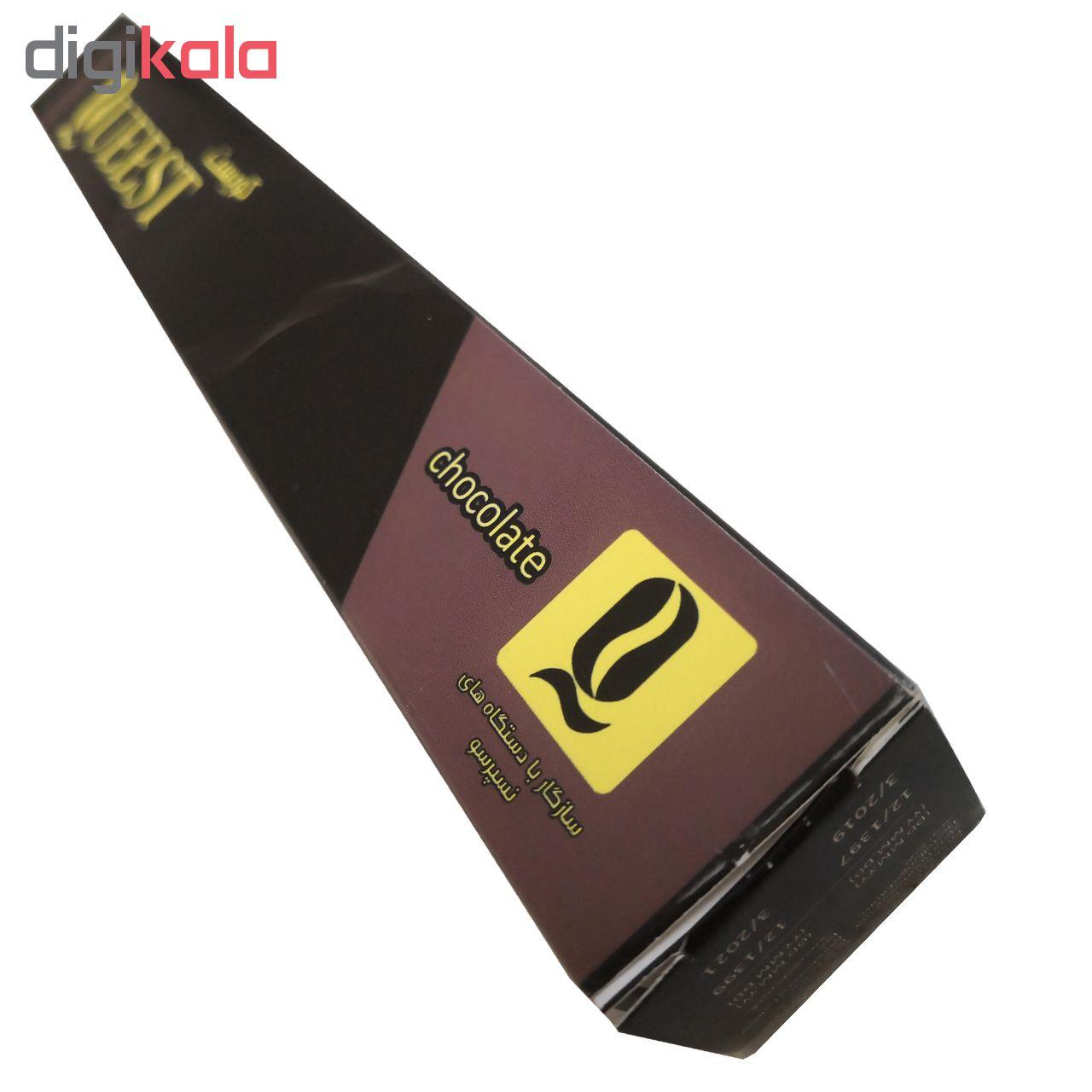 کپسول قهوه دستگاه نسپرسو کوئست مدل Chocolate بسته 10 عددی