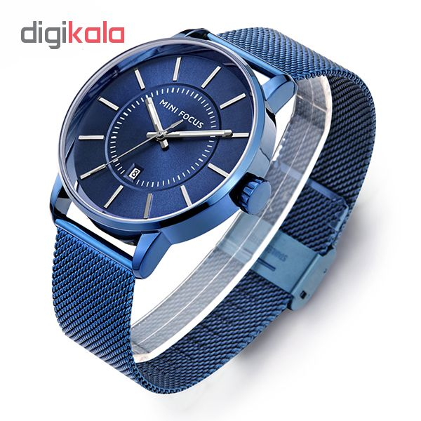 خرید ساعت مچی عقربه ای مردانه مینی فوکوس مدل mf0034g.02