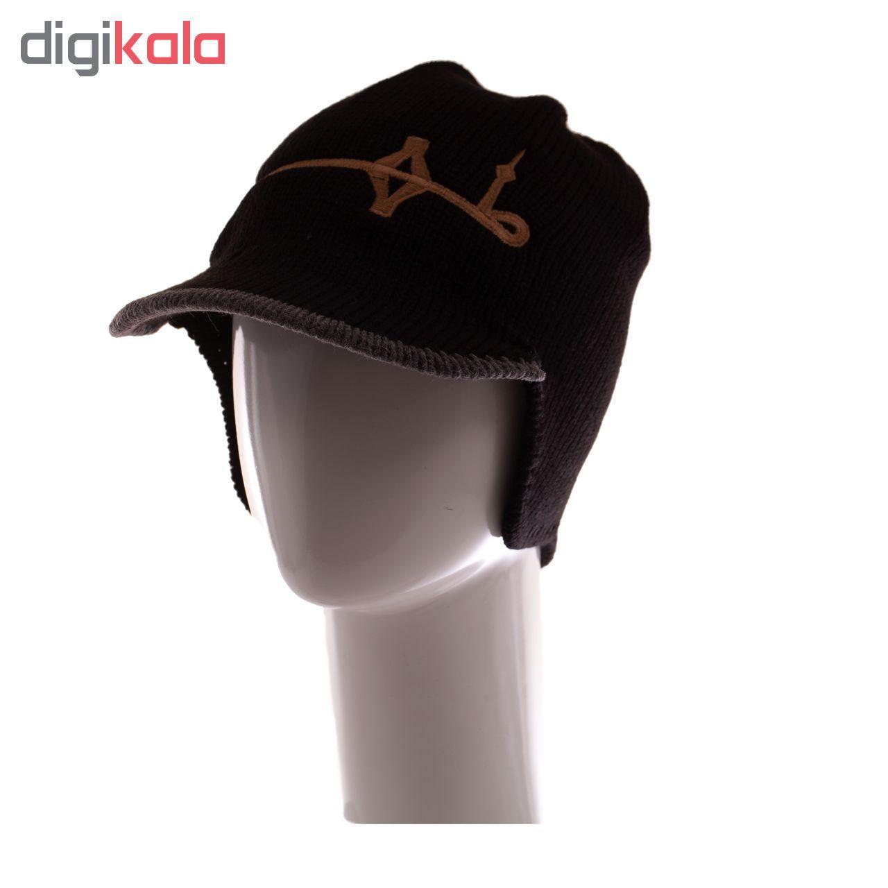 کلاه تارتن مدل 0483 main 1 2