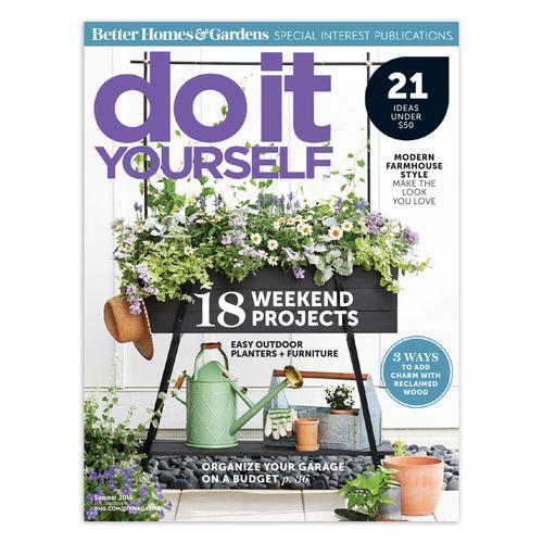 مجله Do It Yourself تابستان 2019