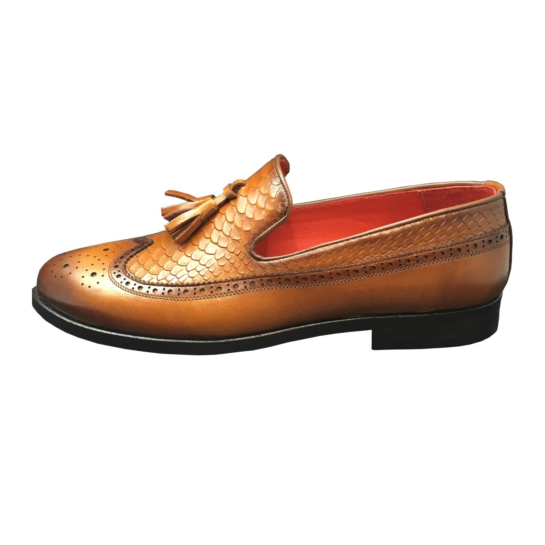 کفش مردانه مدل سناتور P1
