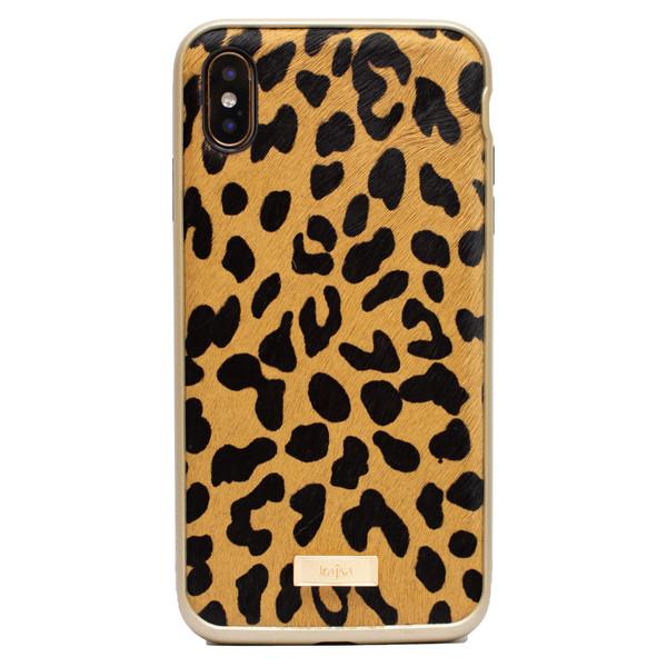 کاور کاجسا طرح Leopard مناسب برای گوشی موبایل اپل IPhone Xs Max