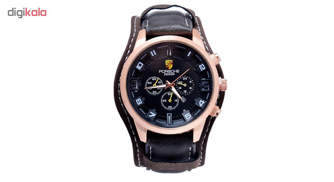 خرید ساعت مچی عقربه ای مردانه مدل PPad-Gy