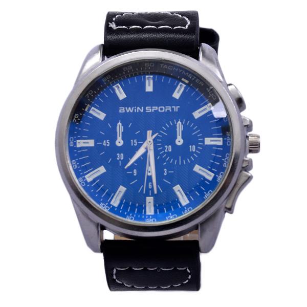 ساعت مچی عقربه ای مردانه آوین اسپرت مدل AW-SL