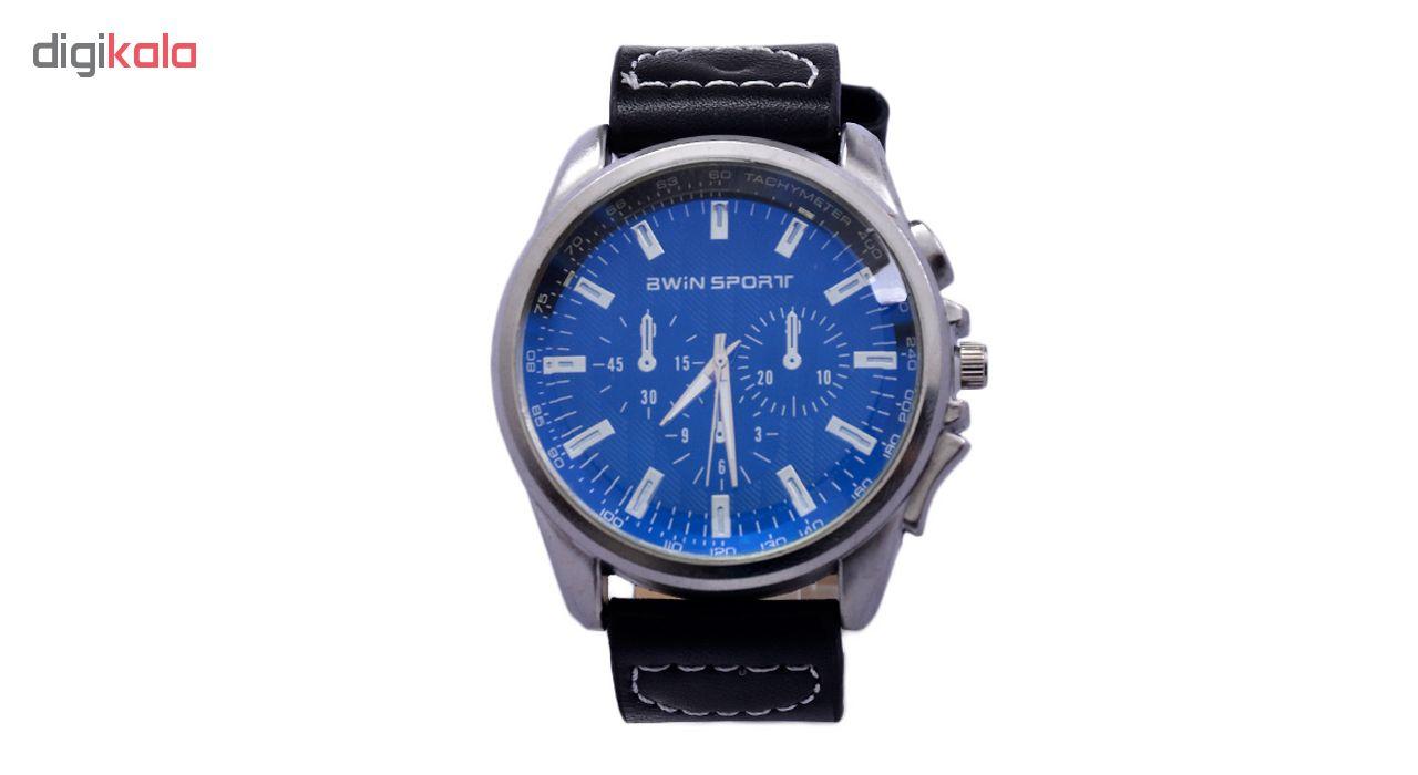 خرید ساعت مچی عقربه ای مردانه آوین اسپرت مدل AW-SL | ساعت مچی