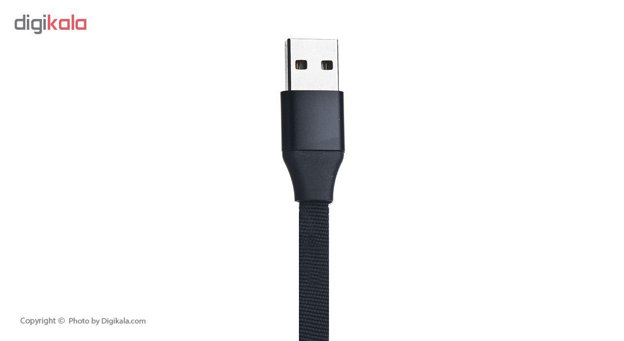 کابل تبدیل USB به microUSB تسکو مدل TC A48 طول 1 متر main 1 9