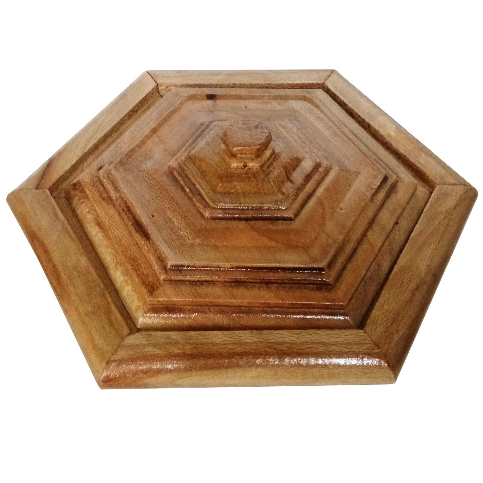 شکلات خوری چوبی چوبیس کد 1_401