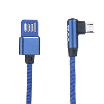 کابل تبدیل USB به microUSB تسکو مدل TC A49 طول 1 متر