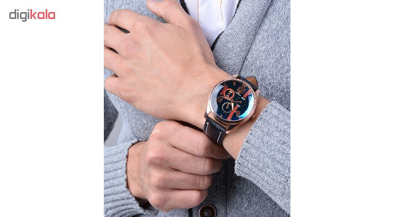 کد تخفیف                                      ساعت مچی عقربه ای مردانه مدل EP-SmL                     غیر اصل