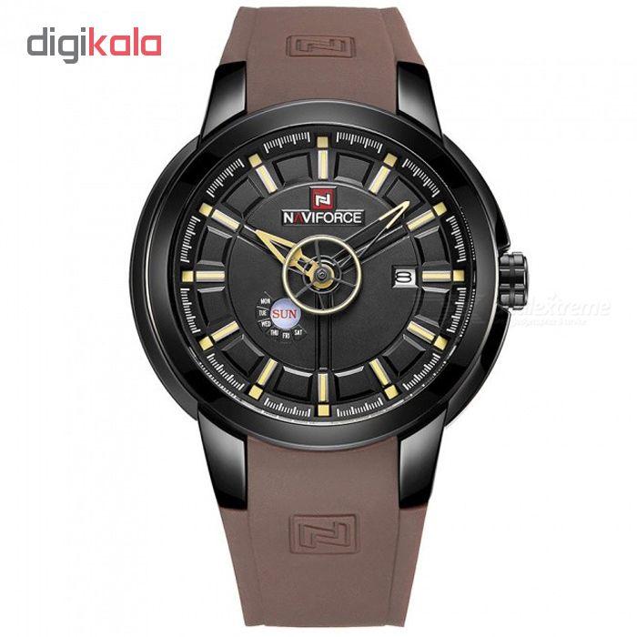 خرید ساعت مچی عقربه ای مردانه نیوی فورس مدل NF9107M / GHAK