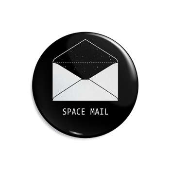 پیکسل ماسا دیزاین طرح پاکت نامه کاغذ فضا کد AS334