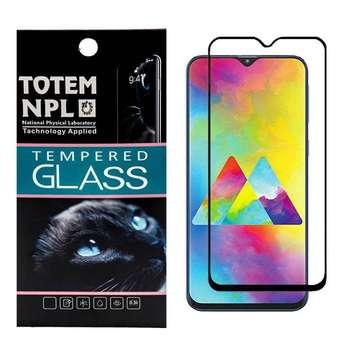 محافظ صفحه نمایش توتم مدل Fullcover مناسب برای گوشی موبایل سامسونگ Galaxy M30