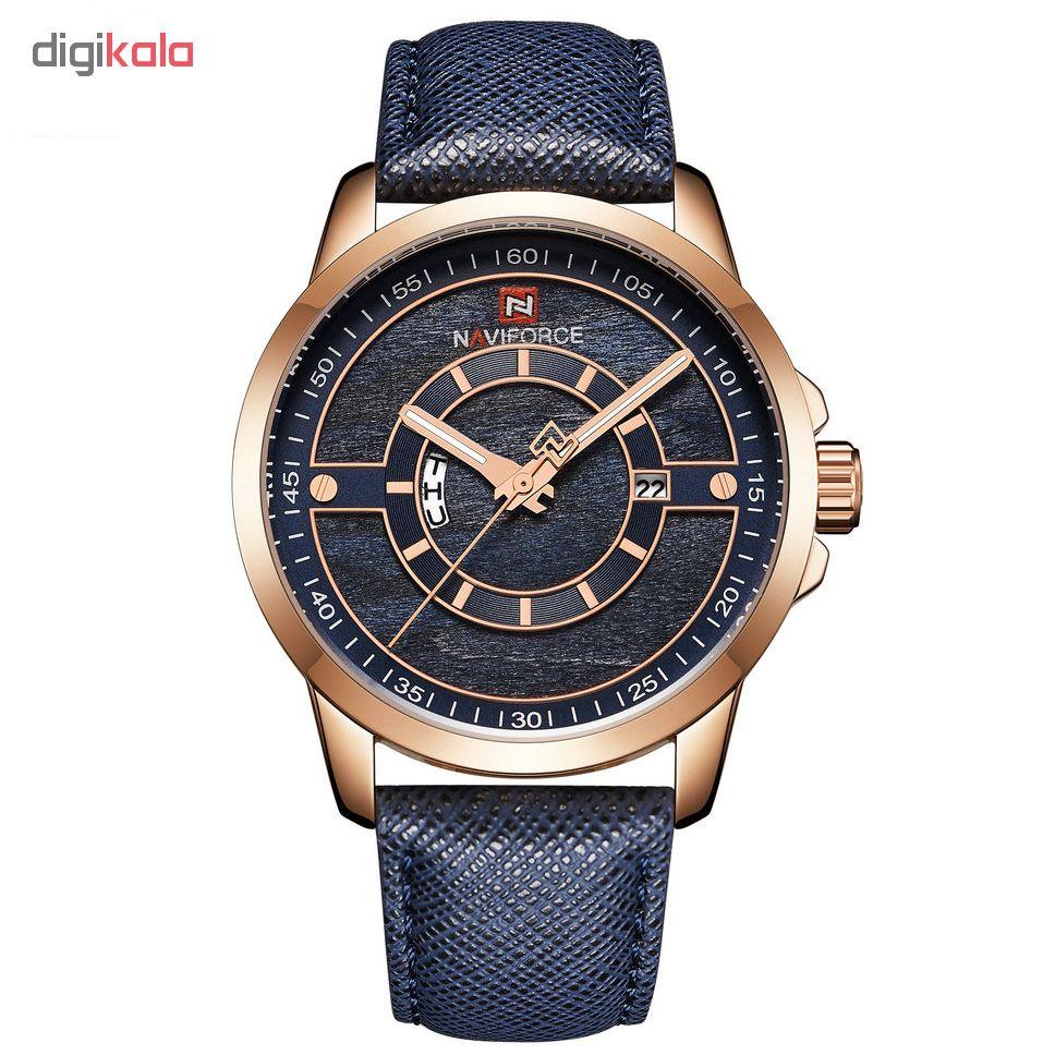 خرید ساعت مچی عقربه ای مردانه نیوی فورس مدل NF9151M / SOT