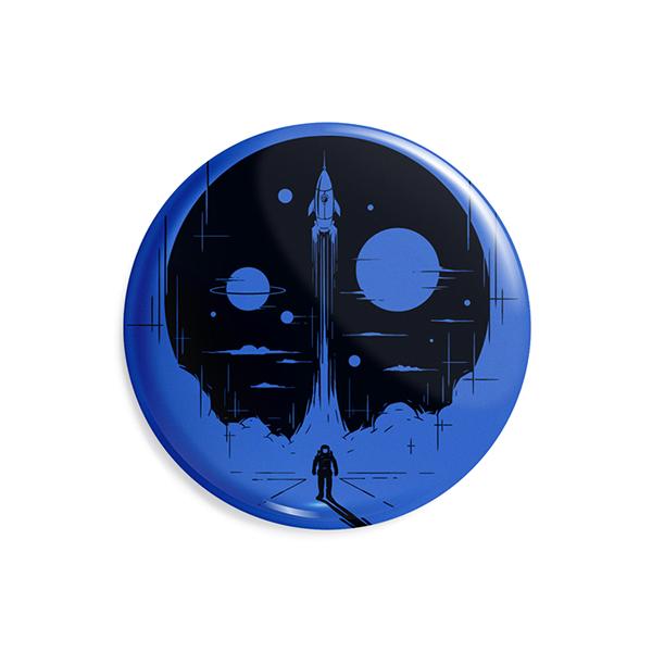 قیمت پیکسل ماسا دیزاین طرح فضا سفینه سیاره مریخ کد AS386