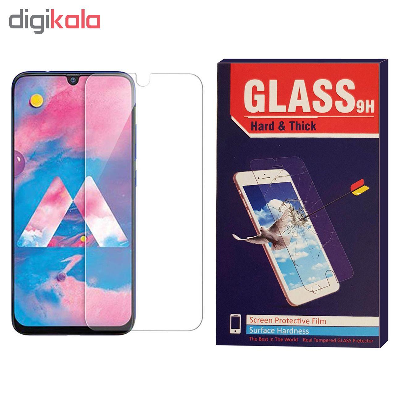 محافظ صفحه نمایش Hard and thick مدل F-001 مناسب برای گوشی موبایل سامسونگ Galaxy M30 main 1 1