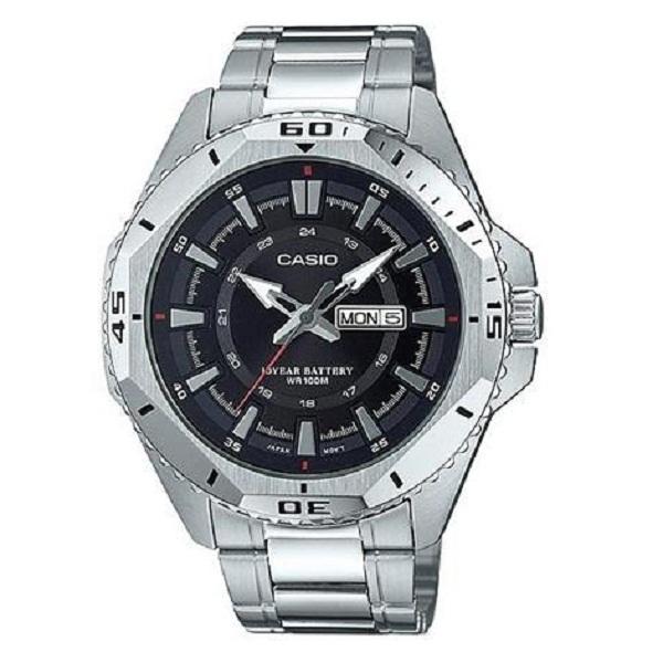 ساعت مچی عقربه ای مردانه کاسیو مدل MTD-1085D-1AVDF