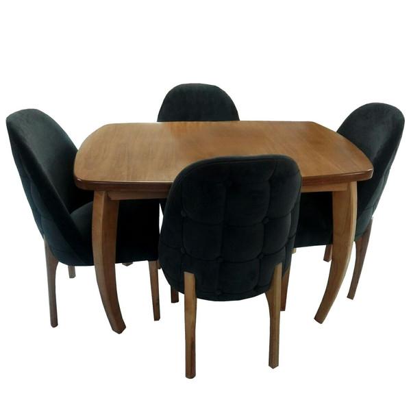 میز و صندلی ناهار خوری مدل kija