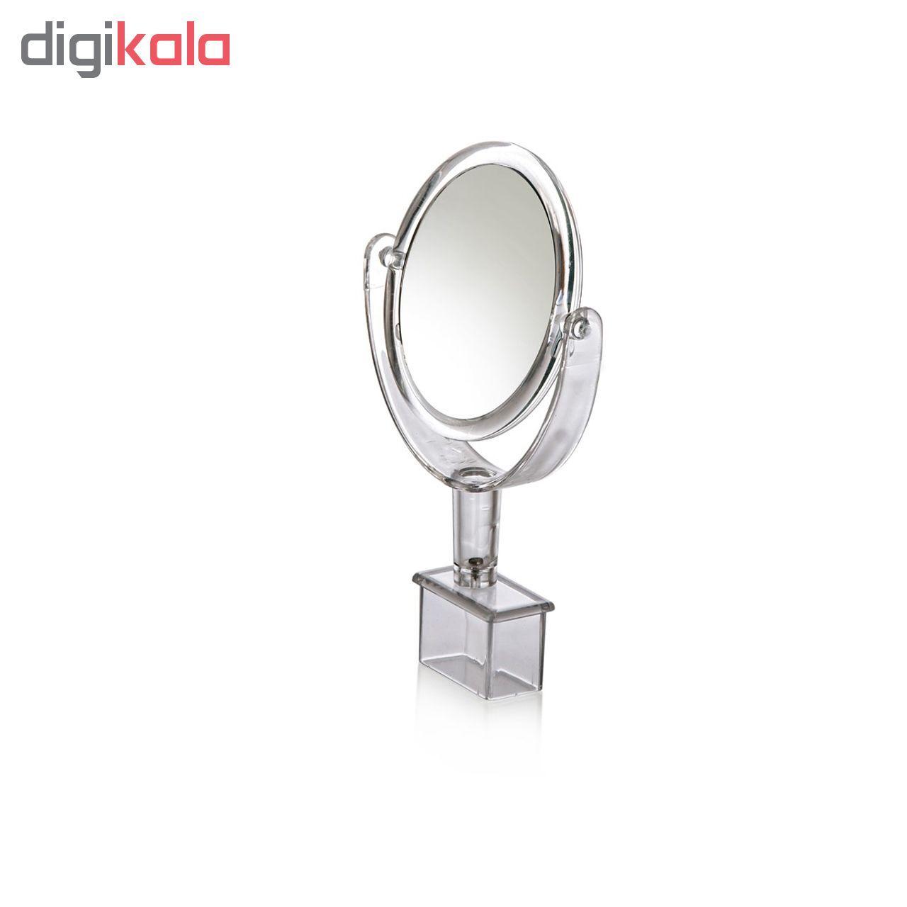 استند لوازم آرایش آینه دار مدل FK2B