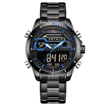 ساعت مچی عقربه ای مردانه نیوی فورس مدل NF9133M / ME-AB