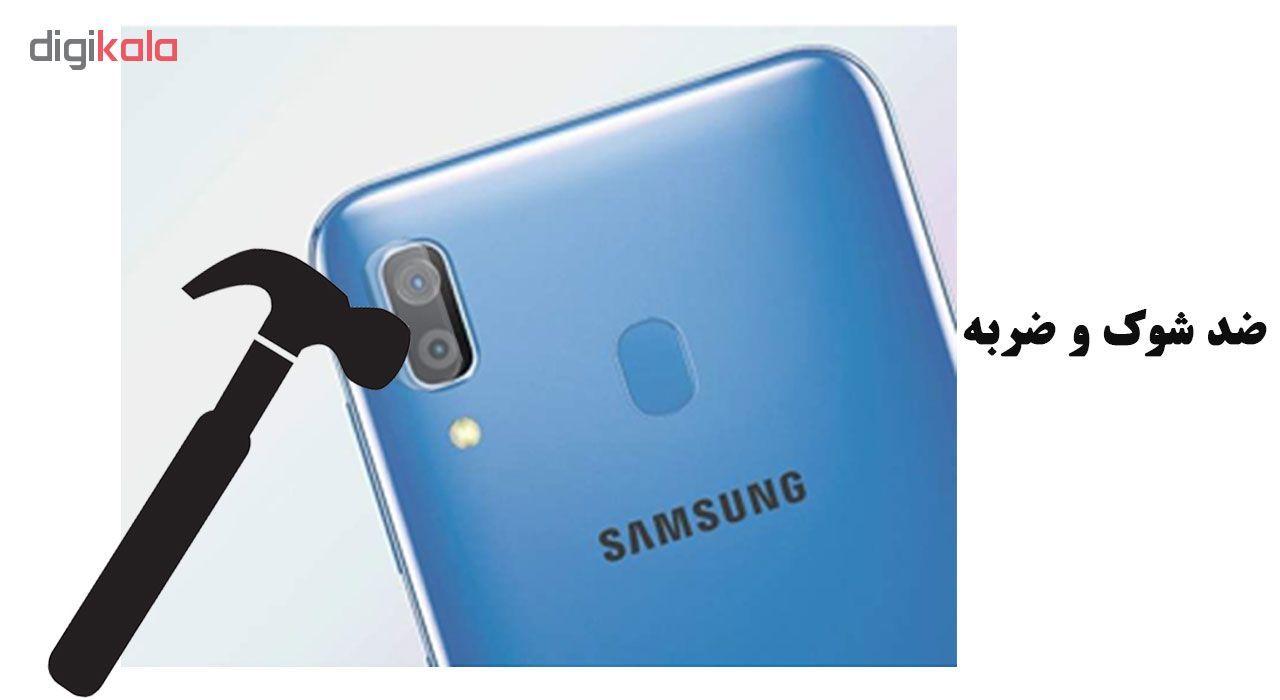 محافظ لنز دوربین هورس مدل UTF مناسب برای گوشی موبایل سامسونگ Galaxy A30 main 1 4