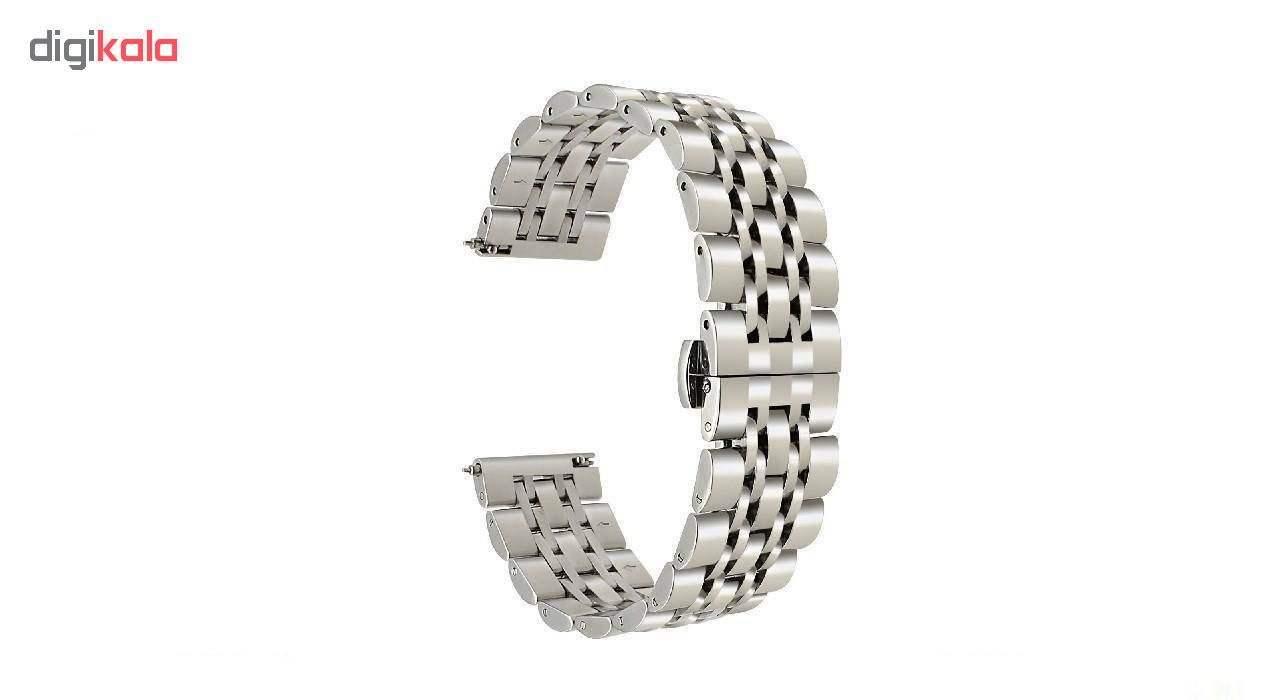 بند ساعت هوشمند مدل Bead 7 مناسب برای ساعت هوشمند سامسونگ Galaxy Watch 46mm main 1 5