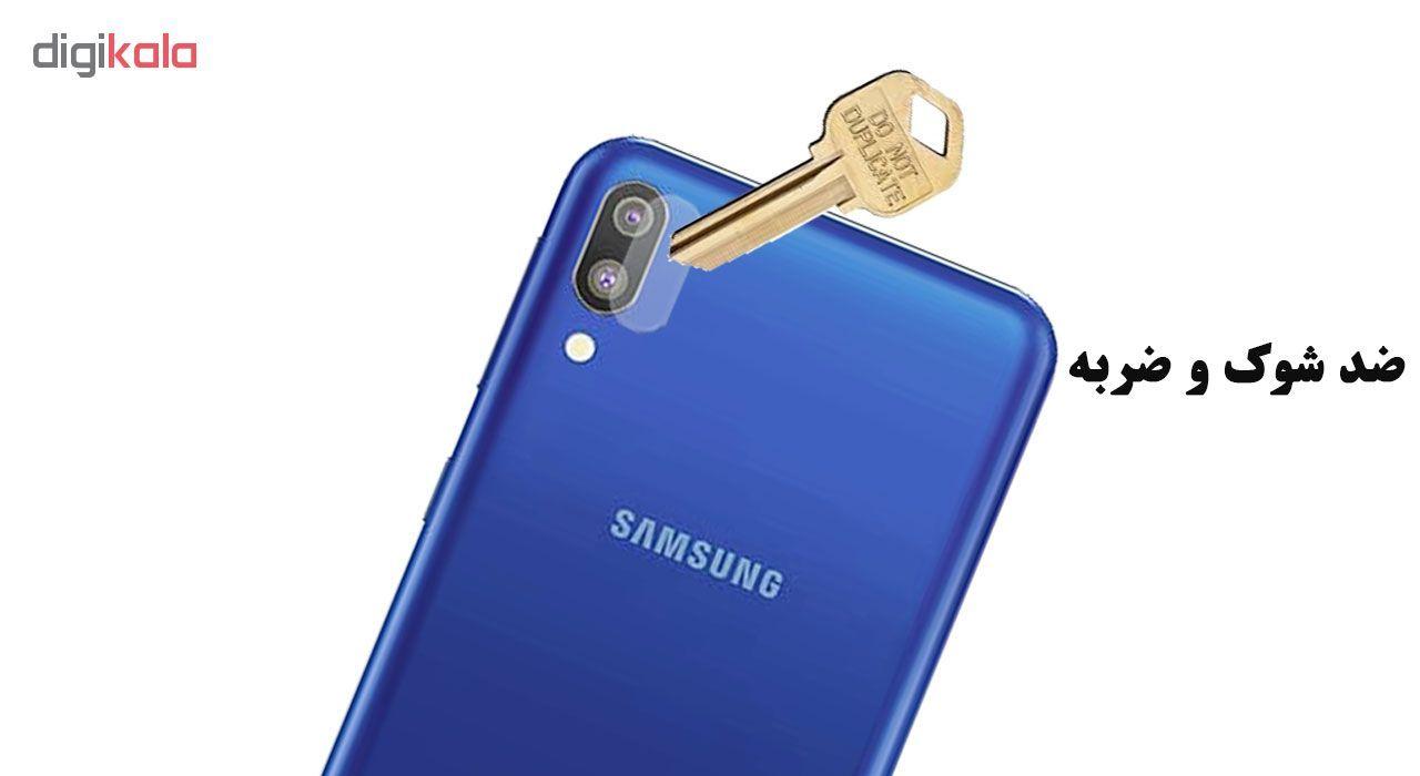 محافظ لنز دوربین هورس مدل UTF مناسب برای گوشی موبایل سامسونگ Galaxy M10 main 1 4