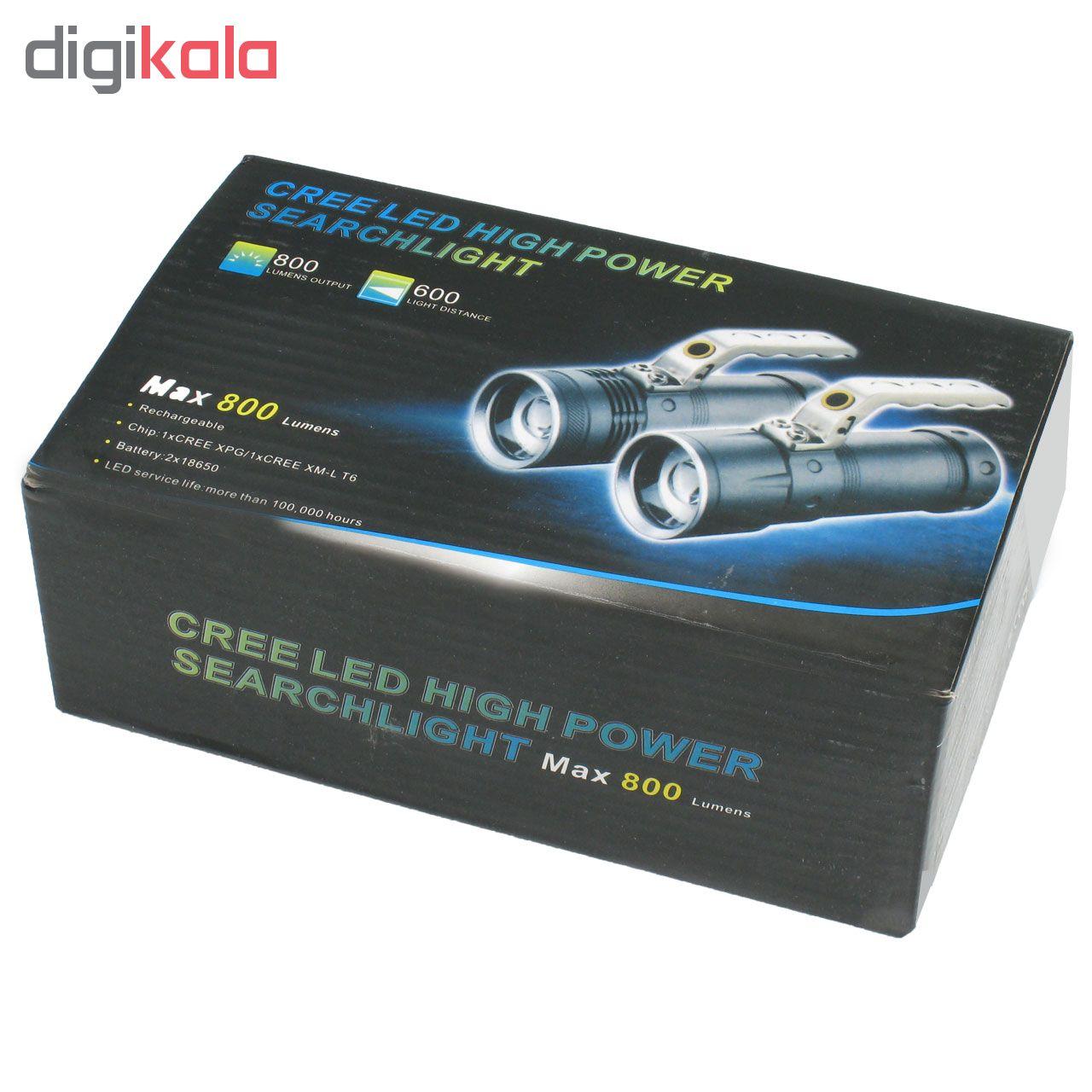 خرید اینترنتی با تخفیف ویژه چراغ قوه مدل Searchlight