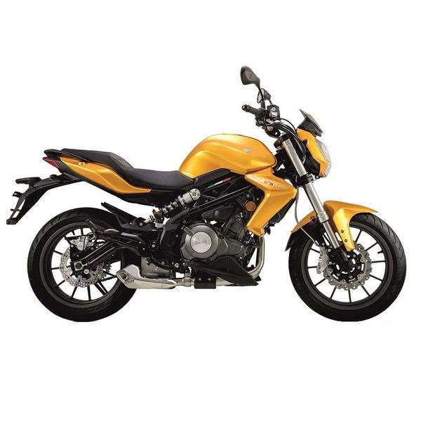 موتورسیکلت بنلی مدل TNT 250سال 1398