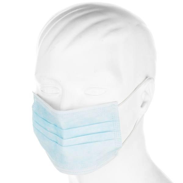 ماسک تنفسی کد 6389 بسته 8 عددی