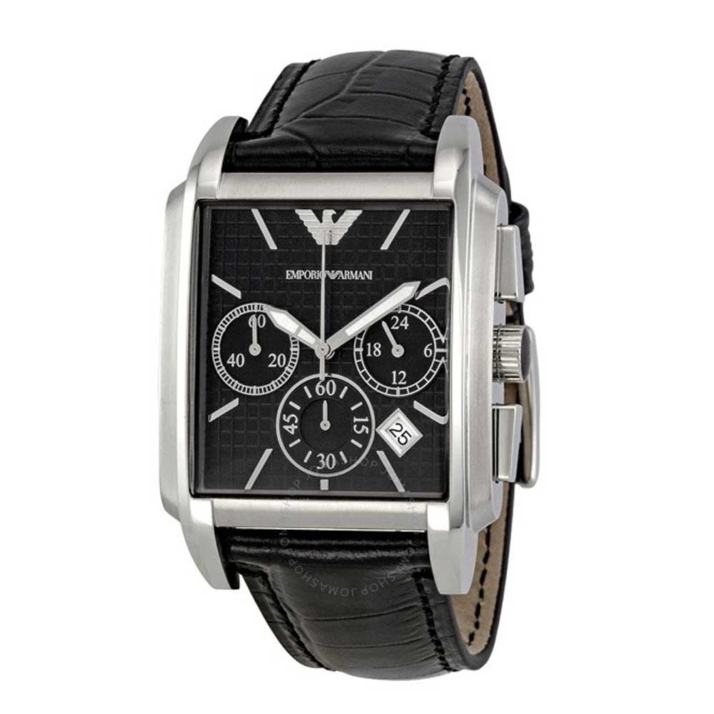 ساعت مچی عقربه ای مردانه امپریو آرمانی مدل AR0478 54