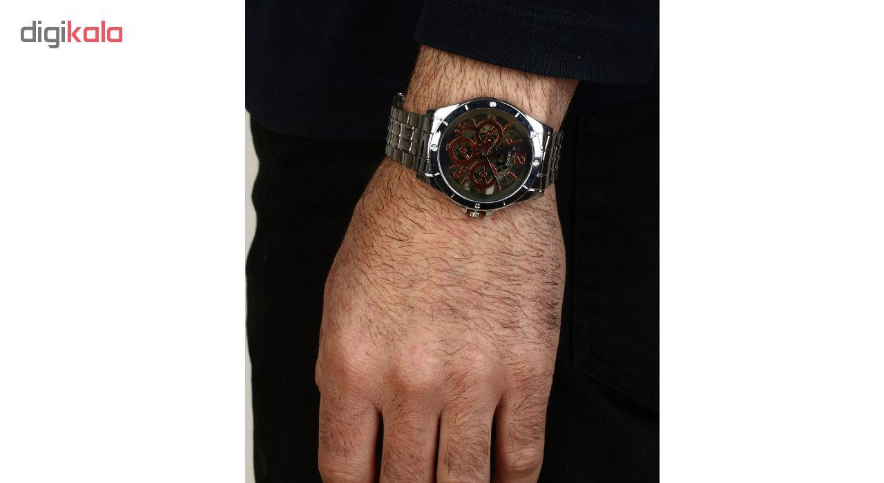 کد تخفیف                                      ساعت مچی عقربه ای مردانه مدل Sk-Dar-S                     غیر اصل