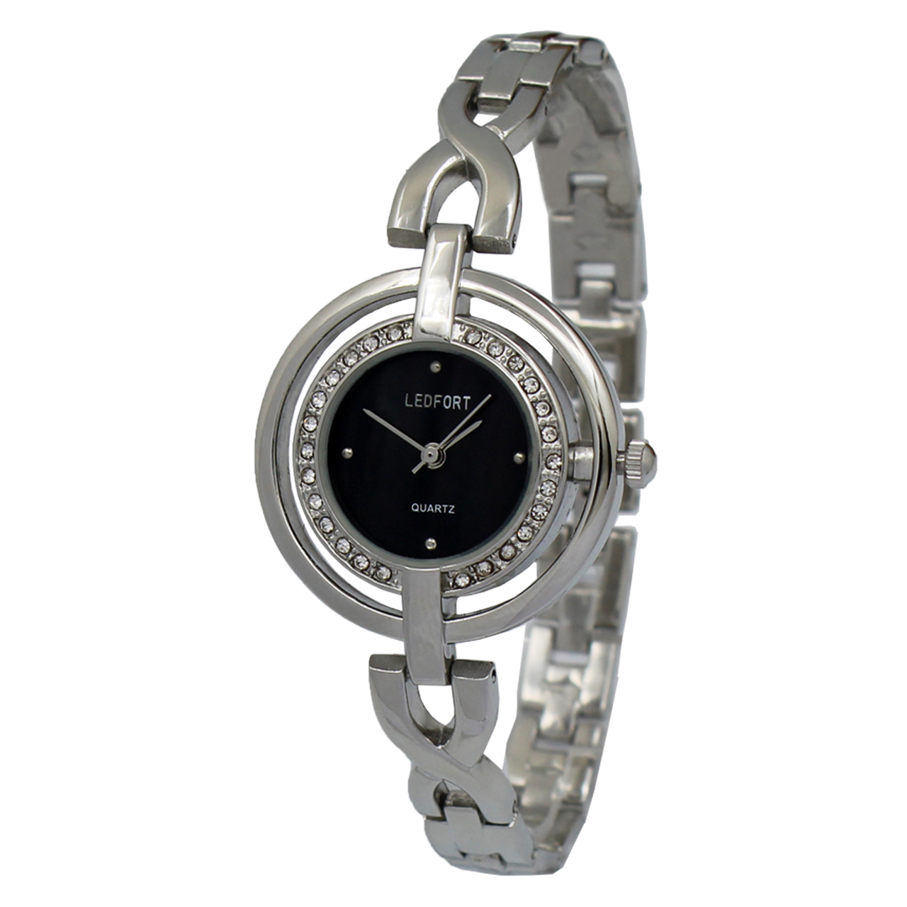 ساعت مچی عقربه ای زنانه لدفورت مدل DGZU-0166