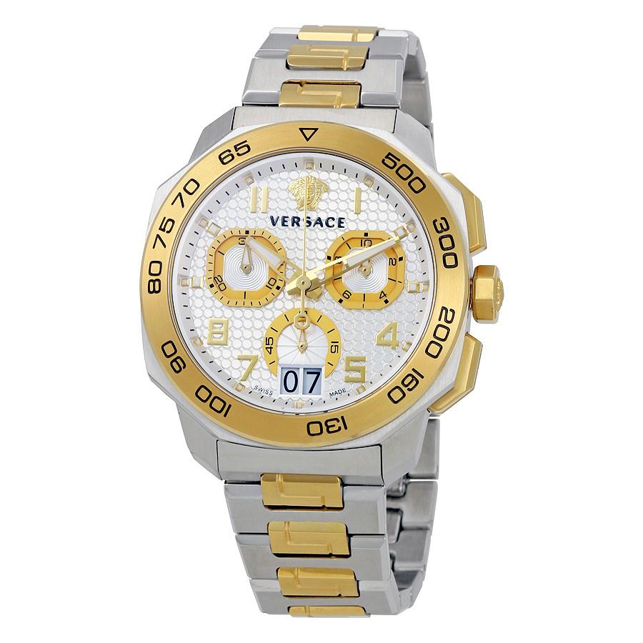 ساعت مچی عقربه ای مردانه ورساچه مدل VQC030015 7