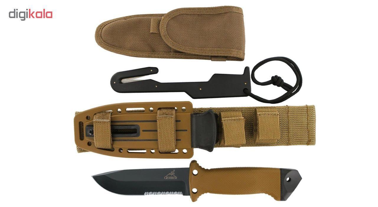 چاقوی سفری گربر مدل lmf2  main 1 1
