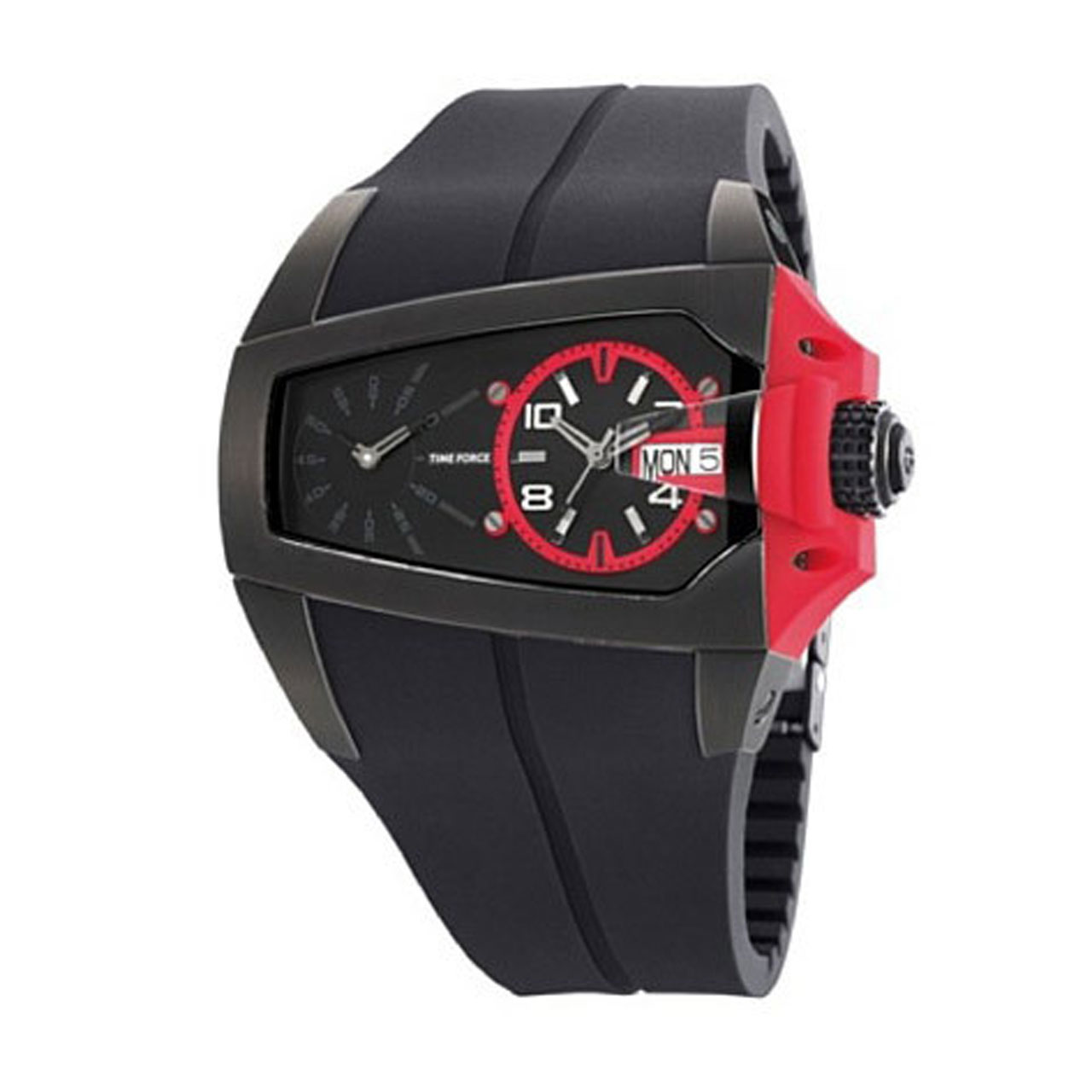 ساعت مچی عقربه ای مردانه تایم فورس مدل TF3130M14