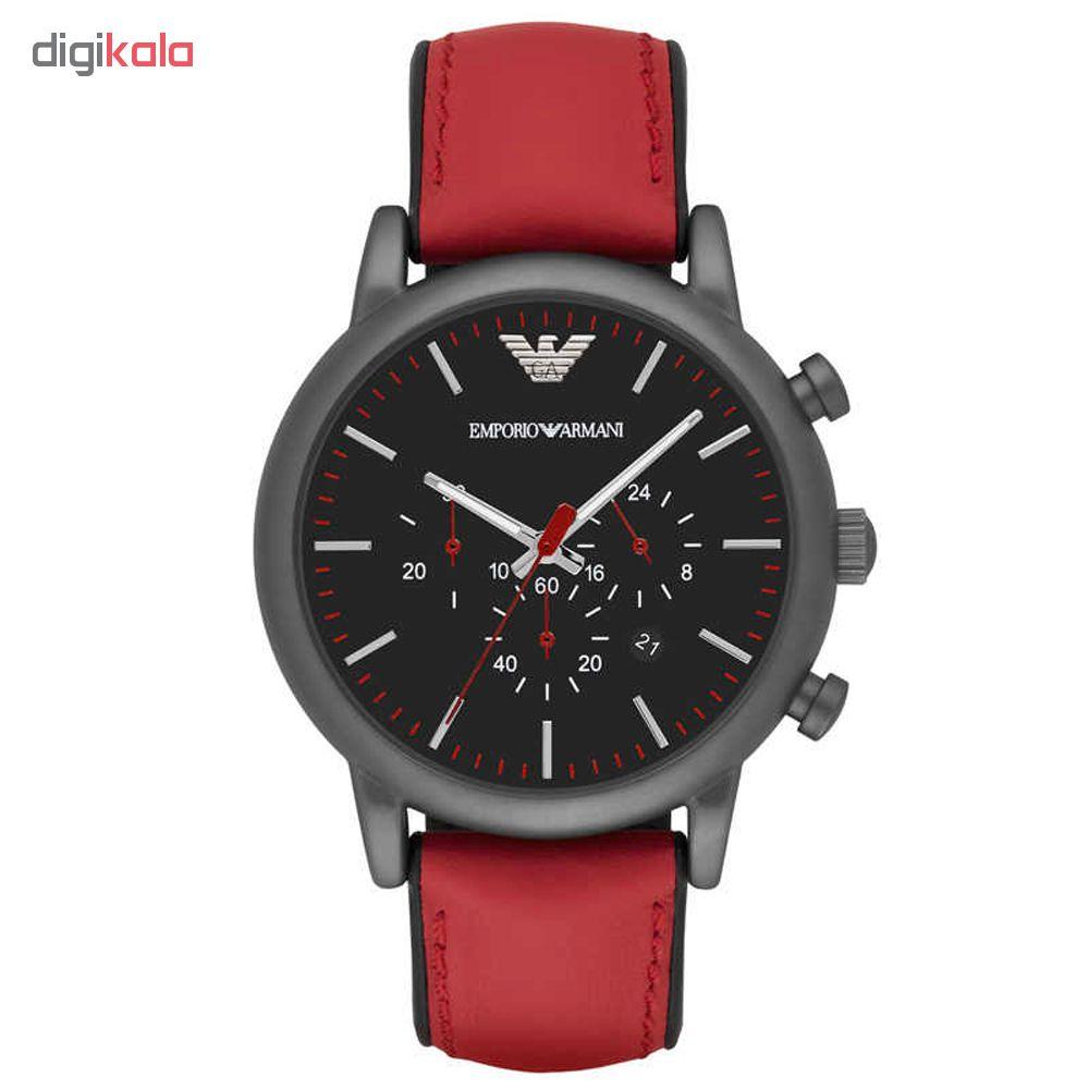 خرید ساعت مچی عقربه ای مردانه امپریو آرمانی مدل AR1971 | ساعت مچی