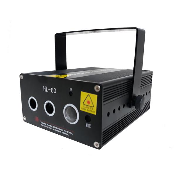 رقص نور لیزری مدل HL-60