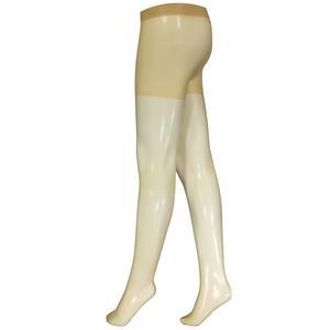 جوراب شلواری زنانه شیشه ای کد L8003-skin