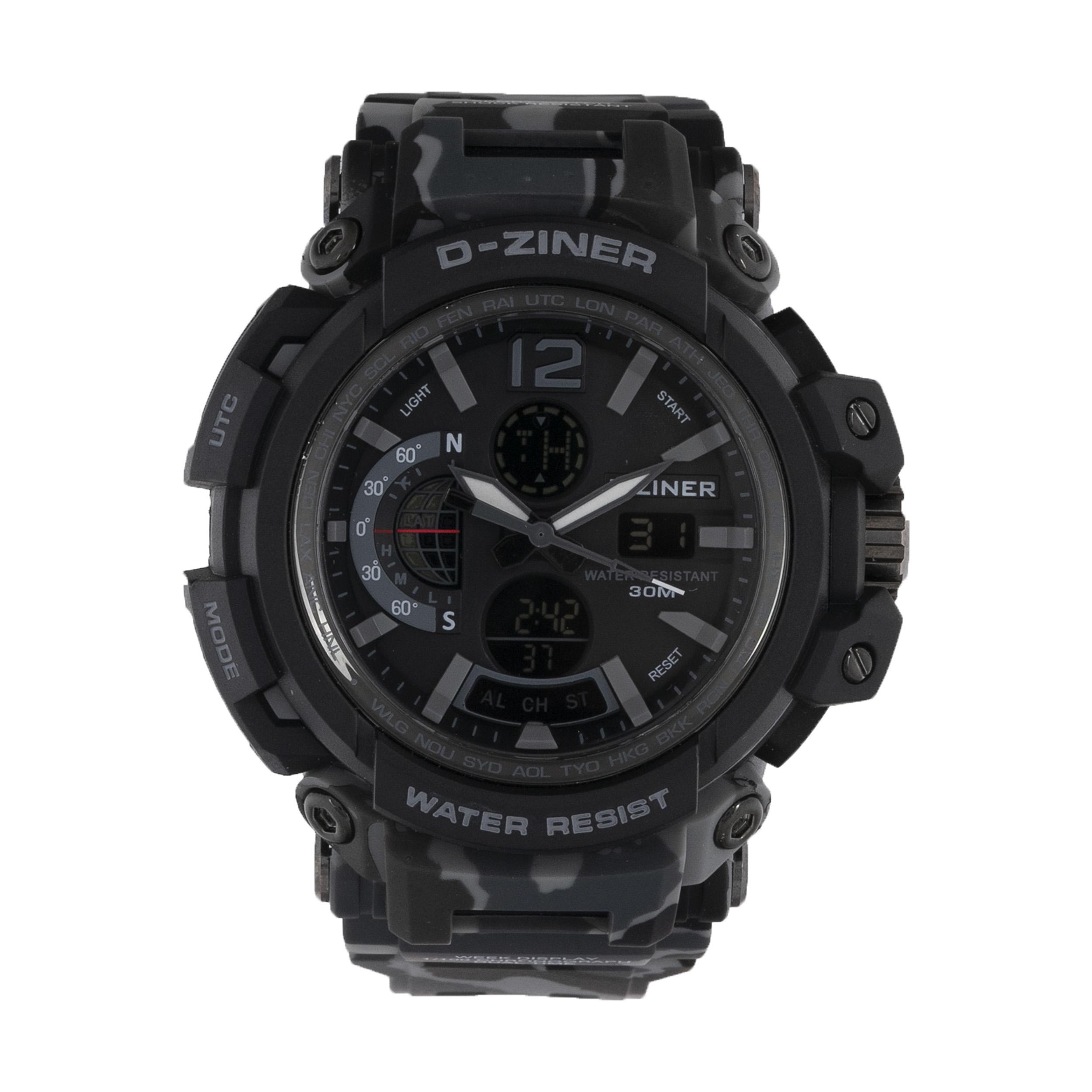 ساعت  دیزاینر مدل D-Z7049