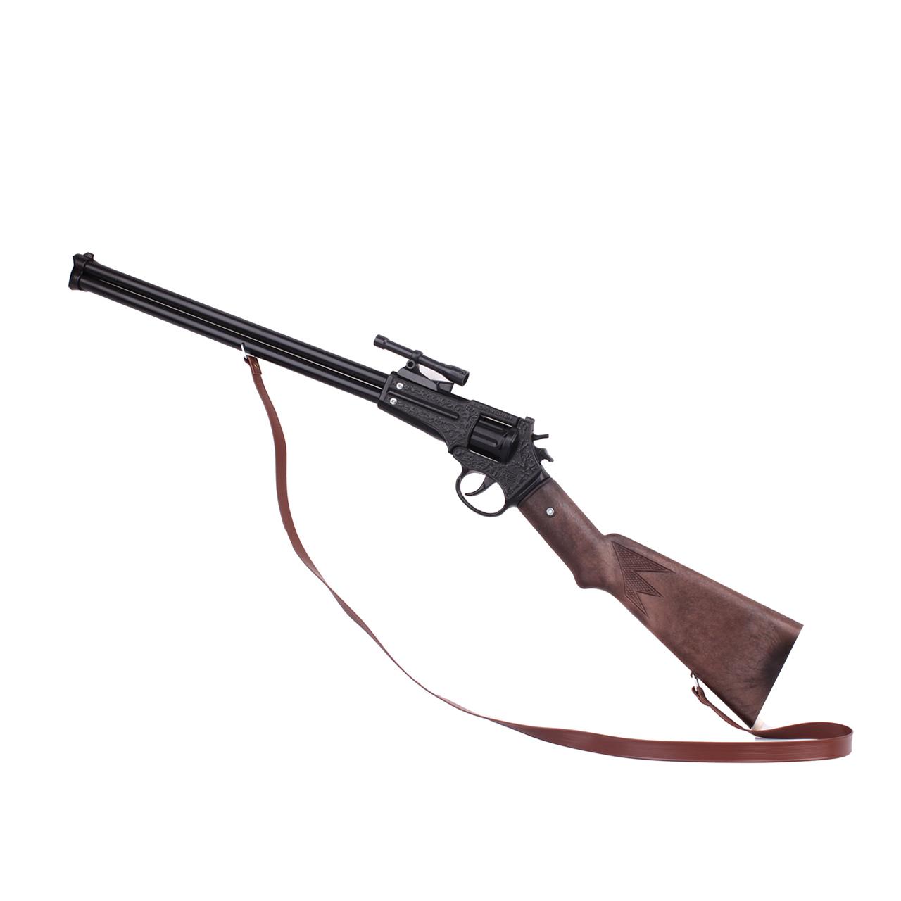 تفنگ  بازی دیال مدل Joe Apache 9318